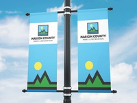 Marion County Parks & Recreation Banners