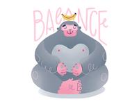 The Art of Balance 🍌
