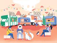 Street Food Fair 🍔