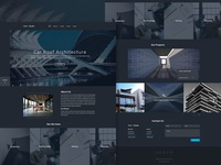 Arch Studio One Page