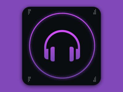 Daily UI #005 Challenge App Icon music icon app icon icon userinterfaces ui app app design app ui design user interface
