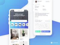 Tradeit App Screens