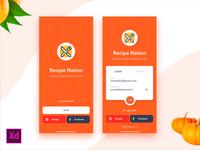 Recipe Nation App