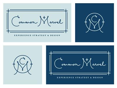 Common Marvel Final Logo 2 ux type strategy star naming minneapolis marvel m logo common c