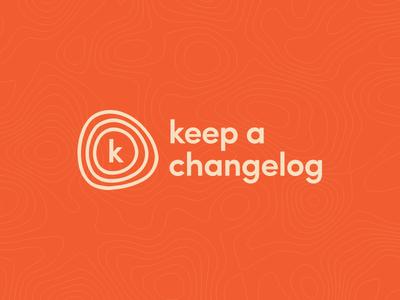 Keep A Changelog | Logo