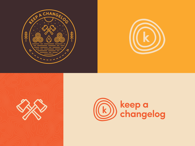 Keep A Changelog | Brand Elements