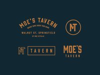 Cartoon Rebrand   Moe's Tavern