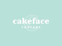 Cakeface Fortune   Logo