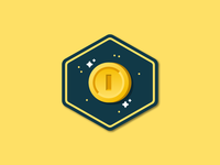 Team Illustrations | Finance Mario Coin