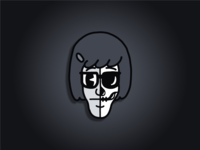 The Skeletoons | Tina Belcher
