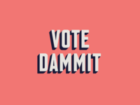 Vote Dammit | Shop Discount