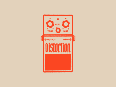 Type Effect | Distortion