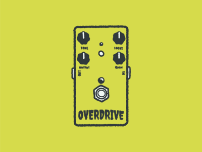 Type Effect | Overdrive