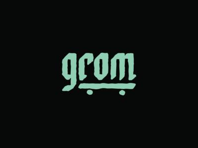 Lingo Type | Grom
