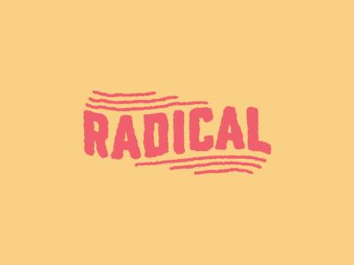 Lingo Type | Radical