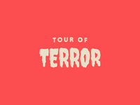 Tour of Terror | October Challenge