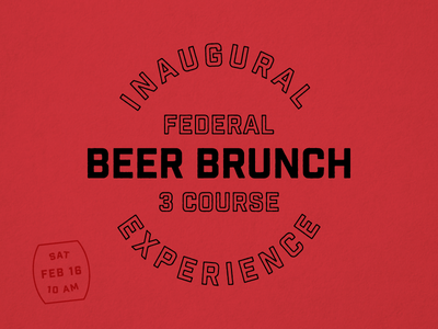 Badge Work food branding pizza brunch badge logo badge beer