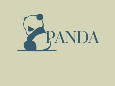 Panda logo design illustration branding minimal logo minimalpanda logo panda logo design pandalogodesign panda logo pandalogo logo graphic design dailylogochallenge canvadesign