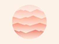 Gradient Mountains