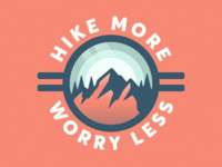 Hike more, worry less