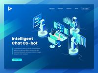 Isometric Chat-Bot Technology