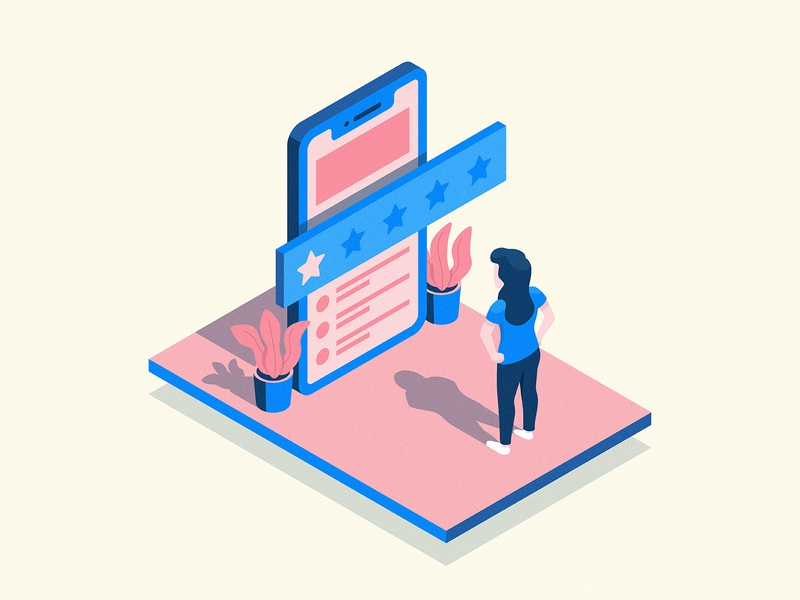 Company Reputation by Tanner Wayment on Dribbble
