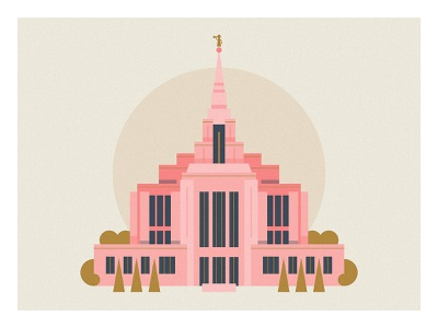 Ogden Utah Temple christ god faith lds utah ogden temple illustration