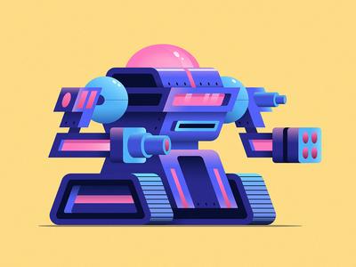 Tank Bot