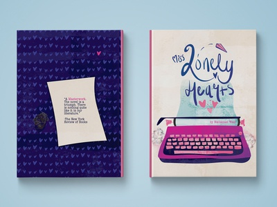 Miss Lonelyhearts Book Re-Design
