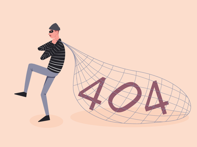 404 page not found page error 404error illustration
