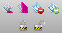 Little Snitch Toolbaricons