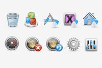 MainMenu Task Icons