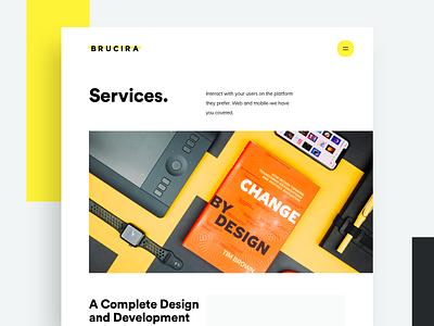 Services Page service dashboard illustration ux web design ui