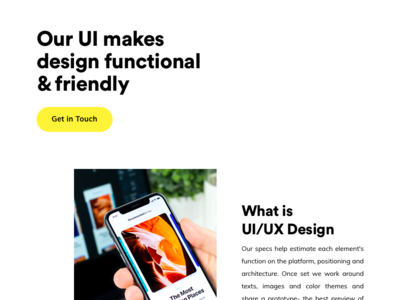 Services Page website dashboard illustration ux web design ui