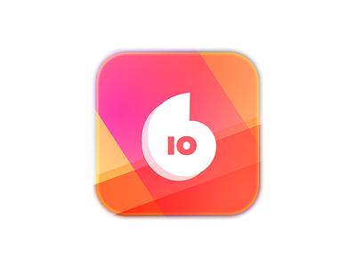 Daily UI #005 - App Icon Design typography design logo icon graphic  design ui