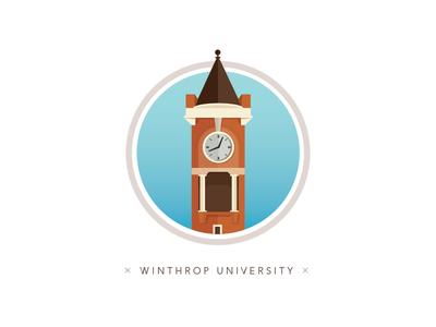 Winthrop University - Tillman Hall