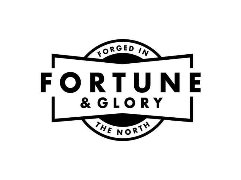 F&G 004 - The Utility Badge logo t-shirt apparel design