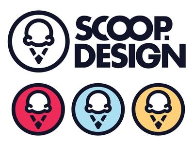 Scoop Design rebrand