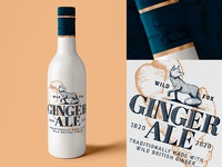 Wild Fox - Ginger Ale