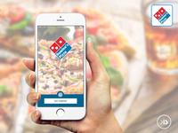 Domino's Pizaa App