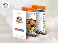 DishOut - Restaurant App