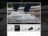 Ecommerce Sports Store Design