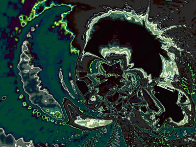 FUNKY FUNKY 2020 music video robot voice robot basement underground lab beats beat lab drums funky and fresh funky funk abstract digitalart ericfickes