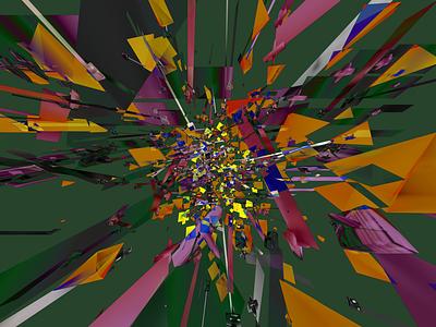 ROSHAPE 10 obj processing fusion360 3d abstract digitalart ericfickes