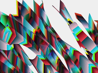 JuiceBox codeart processing 3d abstract digitalart ericfickes