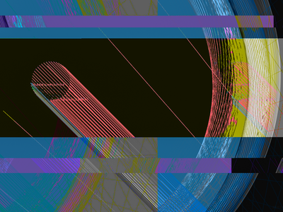 zigzagLine codeart processing abstract digitalart ericfickes