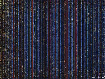 PatternWall11 codeart processing abstract digitalart ericfickes
