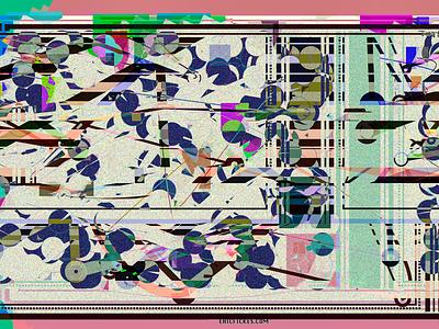 Borderz codeart processing abstract digitalart ericfickes
