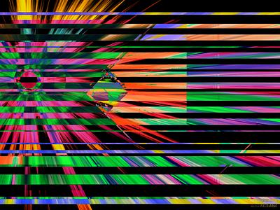 SOLAR CYCLES codeart processing abstract digitalart ericfickes