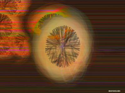 LeBoom codeart processing abstract digitalart ericfickes